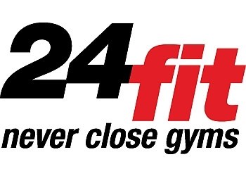 24 Fit Never Close Gym