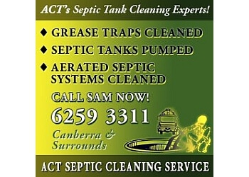 ACT Septic Cleaning Services