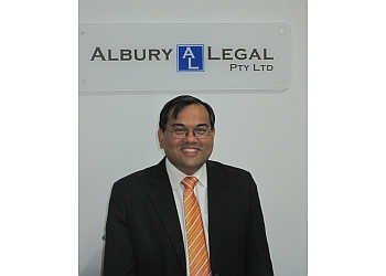 ALBURY LEGAL PTY. LTD.