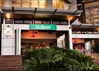 ALCHEMY RESTAURANT + BAR