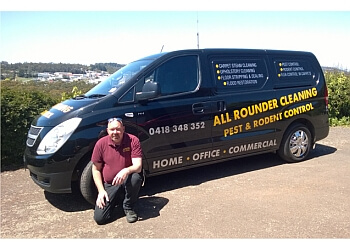 ALL ROUNDER CARPET CLEANING AND PEST CONTROL