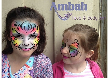 AMBAH face and body painter