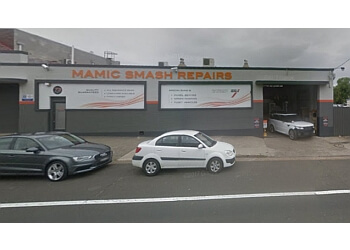 A. Mamic & Sons Auto Smash Repairs