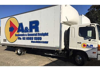 A & R Removals And Storage