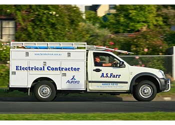 A.S. Farr Electrical Contractor