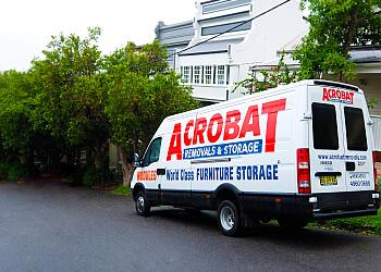Acrobat Removals & Storage