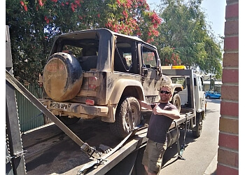 Adelaide BJ Towing