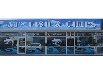 Aj's Fish and Chips