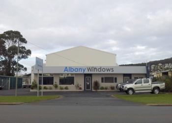 Albany Aluminium Windows