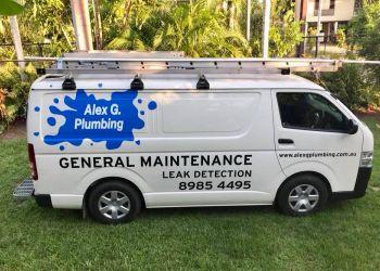 Alex G Plumbing
