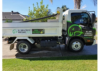 All Lawn & Property Maintenance Services