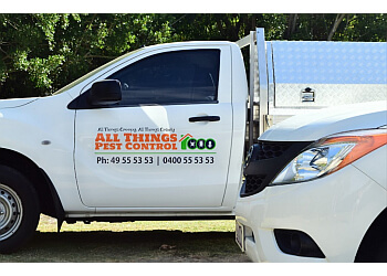 All Things Pest Control