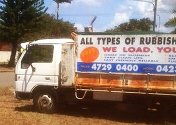 All Types of Rubbish Removal