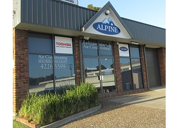 Alpine Refrigeration and Air Conditioning Pty Ltd.