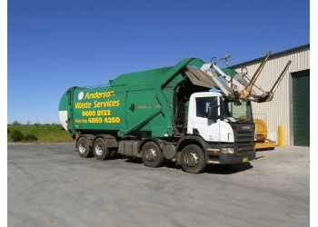 Anderson Waste Services pty. Ltd.