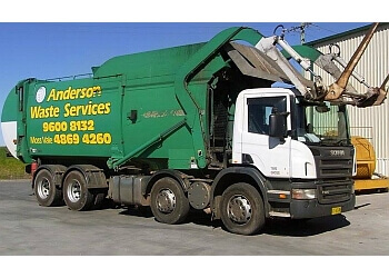 Anderson Waste Services Pty Ltd.