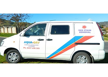 Aquadry carpet and upholstery cleaning