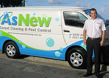 As New Carpet Cleaning & Pest Control