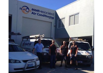 Asset Associated Air Conditioning Pty Ltd.