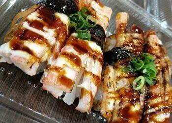 At Sushi