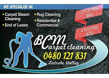 BCM Carpet Cleaning