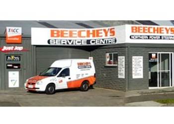 Beecheys Service Centre
