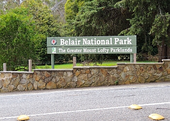 Belair National Park Trail