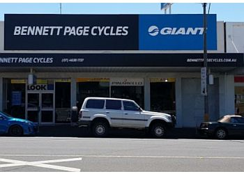Bennett Page Cycles