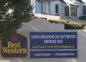 Best Western Plus Ambassador on Ruthven Motor Inn