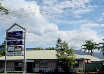 Best Western The Balan Village Motel
