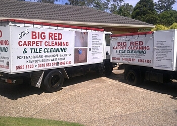 Big Red Carpet Cleaning