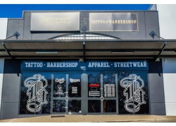 Black Market Tattoo Co.