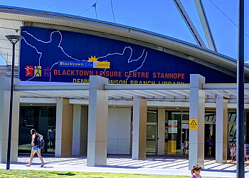 Blacktown Leisure Centre Stanhope