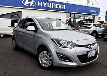 Blood Hyundai