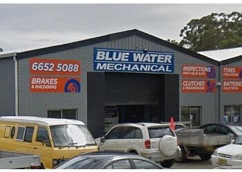Blue Water Mechanical