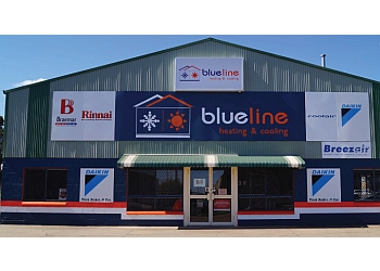 Blueline Heating & Cooling
