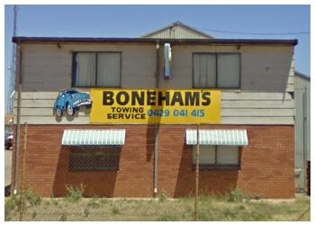 Boneham's Towing Service