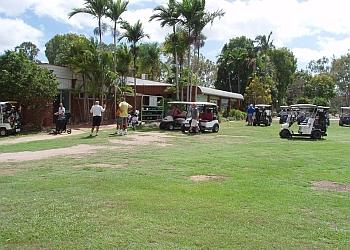 Boyne Island Tannum Sands Golf Club