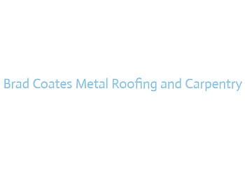Brad Coates Metal Roofing and Carpentry