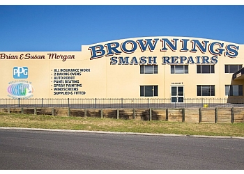 Browning's Smash Repairs