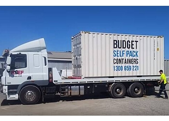 Budget Self Pack Containers