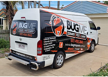 Bug Me Pest Solutions & Carpet Cleaning