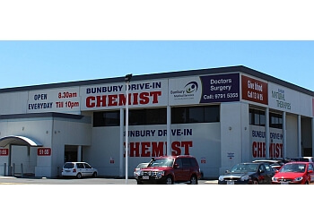 Bunbury Drive in Chemist