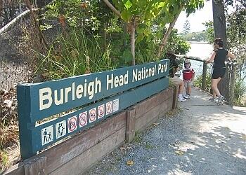 Burleigh Head National Park Trail