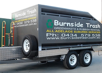 Burnside trash