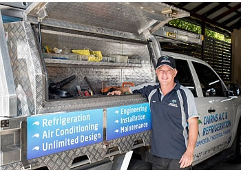 CAIRNS A/C & REFRIGERATION