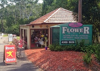 CENTRAL COAST FLOWER HUTS
