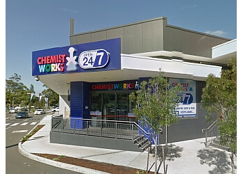 CHEMISTWORKS WETHERILL PARK