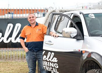 C Vella Plumbing & Electrical