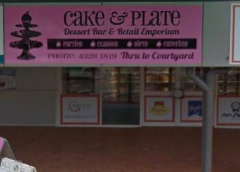 Cake & Plate Dessert Bar & Retail Emporium